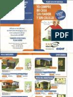 Casas en Venta-brochur Payo Sara