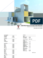 Construction Activities and Process
