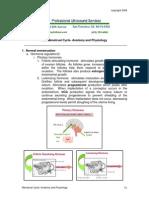 Obg-notes Menstrual Cycle Anat Physiol