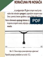 15 Primjer Proracuna Pb Nosaca