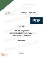 GL827 USB 2.0