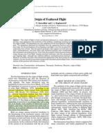 Origin of Feathered Flight