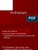 andragogia