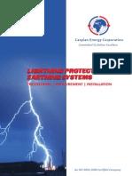 CEC Earthing EPC Catalogue