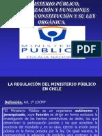 MINISTERIOPUBLICO(ORGANIZACIONYATRIBUCIONES)