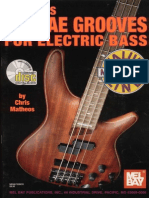 Chris Matheos - Reggae Grooves for Bass