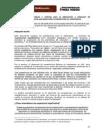 Anexo No. 4 Criterios Para La Elaboración y Selección de Experiencias Significativas