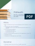 PhilHealth PPT Show