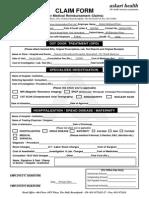 Claim Form Pral2