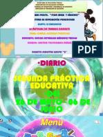 Diario Segunda Práctica Docente