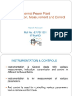 SRLPN Power Plant Measurement and Instrumentation