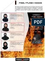 CarbonX Fire-fighting Hoods 2012-Eagle