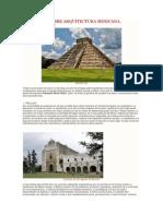 Una Visión Sobre Arquitectura Mexicana_www_moleskine