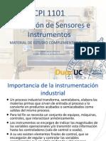 Material de Estudio Complementario Nº1Sensores e Instrumentos