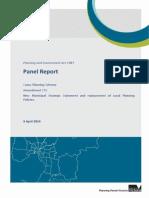 Casey C50 Panel Report