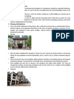 Hong Kong and Macau Architecture