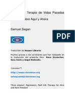 Samuel Sagan Regresion Tvp Para Ser Libres Aqui y Ahora