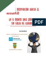 Manual Curso de Motivación Hacia El Autoempleo