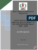 Sudan 2010 Country Progress Report En