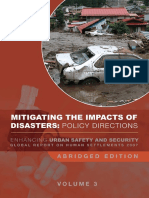 Summary of the Global Report on Human Settlements 2007