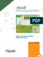 Atoll 2.8.2 Model Calibration Guide