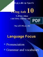 Teach Language Focus