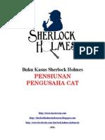 Buku Kasus Sherlock Holmes - Pensiunan Pengusaha Cat