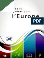 BROCHURE Interpreting Translating Europe Fr