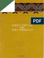 Portul Popular Din Tara Hategului