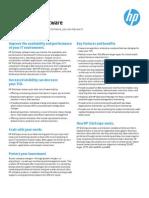 HP Sitescope 112 Data Sheet