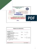 Tp 305 Clase 2 Probabilidad Alumno 2014