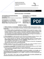 Ficha Info Actividades Extraescolares