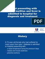 Case Osteomyelitis