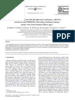 2003 The acyclic nucleoside phosphonate analogues, adefovir,