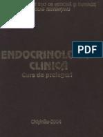 Anestiadi Z., Zota L. - Endocrinologie Clinică, Curs de Prelegeri