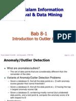 Bab 08-1 - Introd to Outlier Analysis