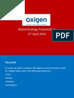Oxigen Digital Strategy