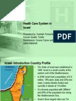 Israel Heath Care