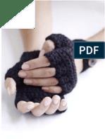 Crochet Driving Gloves