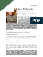 Dossier Nicolas Casullo