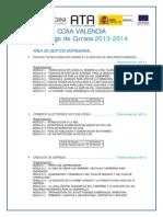 Doosier Valencia - Cursos Autonomos y Desempleados