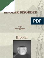 Bipolar Disorder Reference