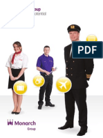 The Monarch Group Online Annual Report 2012