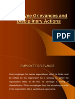 Employee Grievances Discipline and Counseling 196