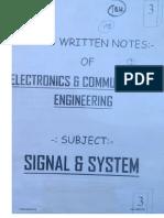 3.Signal & System