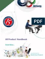 All Product Handbook English Sep 2013