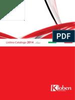 Kloben Listino Catalogo 2014