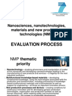 Nanoscience, Nanotechnology, Materials and New Production