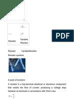 Resistor - Complete Details More