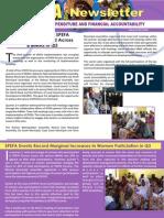 SPEFA Newsletter